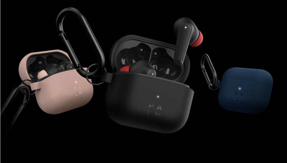 Palm旗下第一款真无线耳机发布,设计师曾负责三星产品
