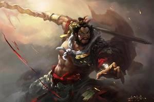 作為三國時期的萬人敵,他不是在沙場上陣亡,而是因他的性格而死
