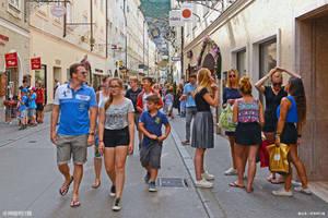 奧地利有座古老山城,既是莫扎特的故鄉,還是《音樂之聲》拍攝地