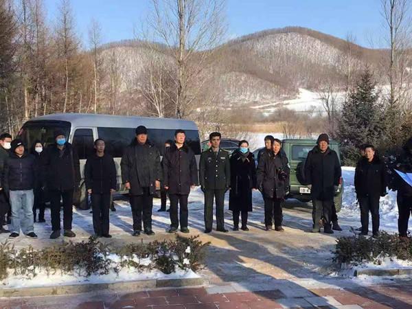 黑龙江双桦人民检察院追寻红色印记 传承抗联精神