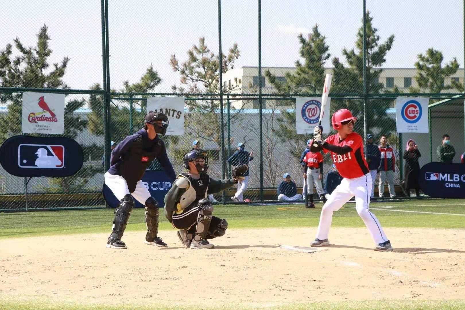 男女同学共享棒球乐趣 MLB Cup青少赛2021再升级
