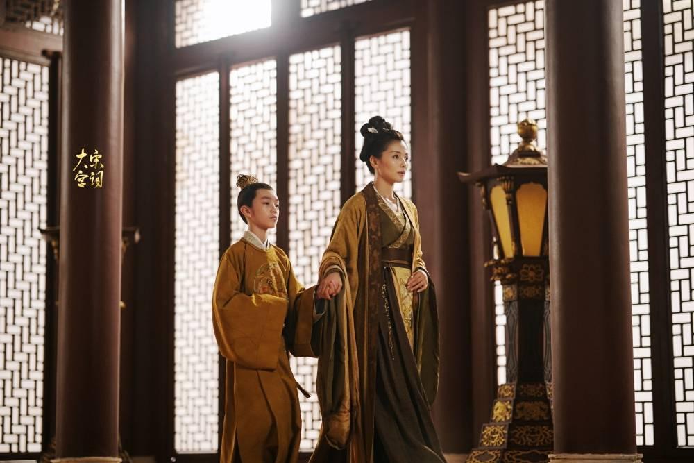 电视剧《大宋宫词》正式收官趣赢电竞app 刘涛演绎一代贤后的人物蜕变轨迹