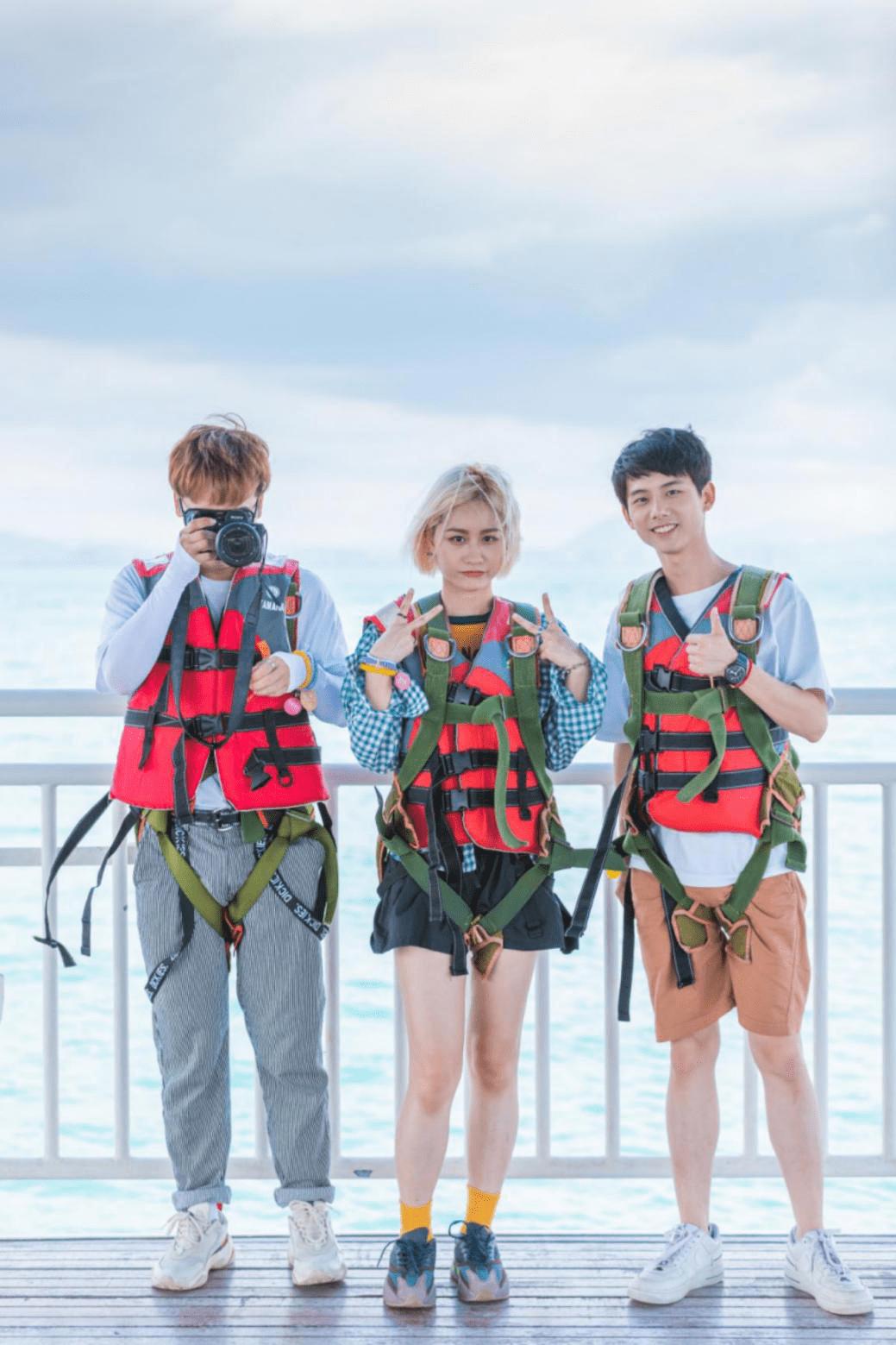 《【摩鑫娱乐怎么代理】如果你想去看海,不妨跟上Soul的旅行自由团》