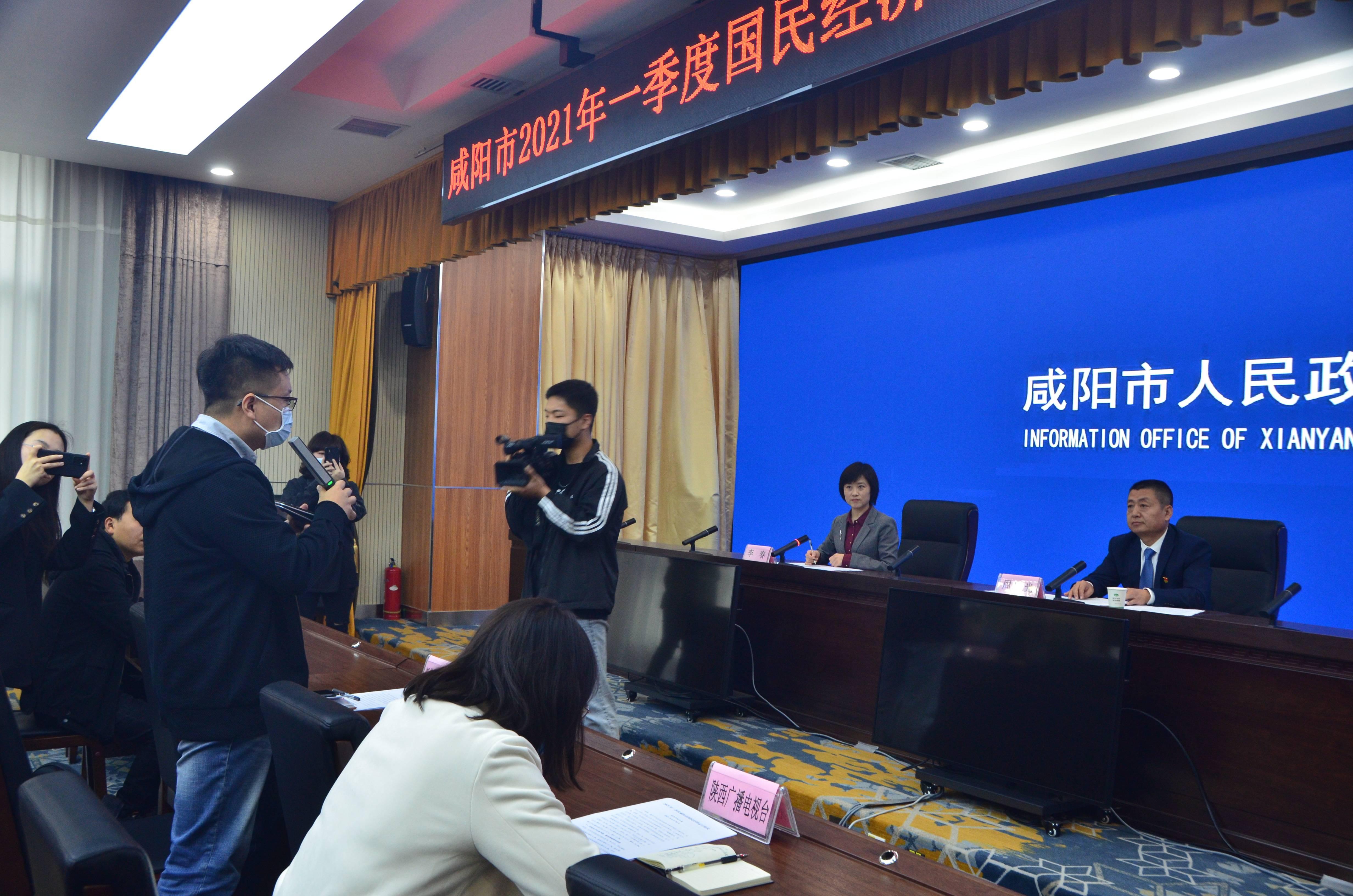咸阳gdp_526.99亿元,同比增长18.5%!一季度咸阳GDP反超宝鸡!
