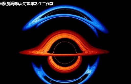看两颗黑洞在苍穹间共舞,着实的壮观  第3张