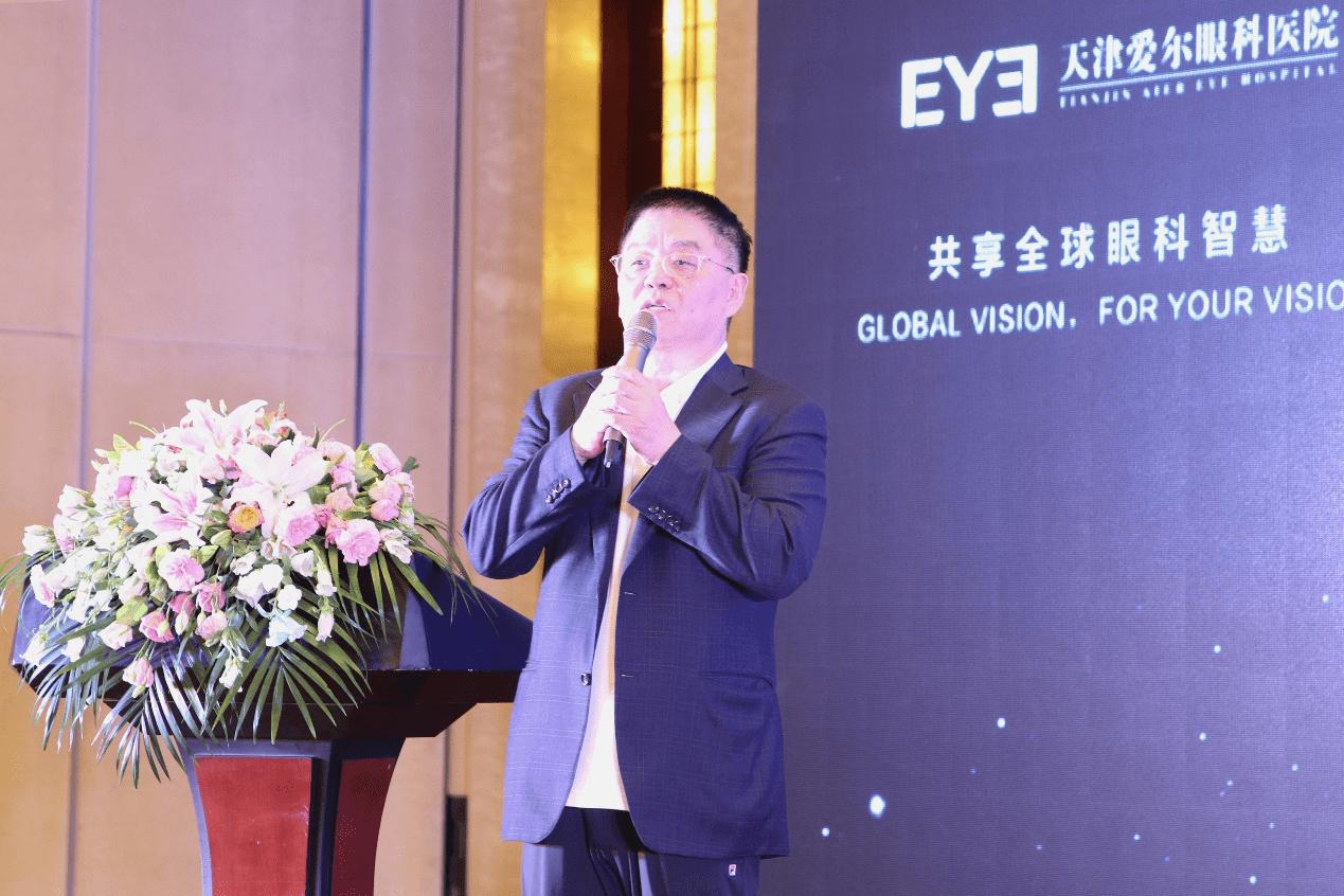 青岛眼科医院吴晓明:ICL晶体植入,高度近视矫正不再难  lcl近视眼手术的缺点