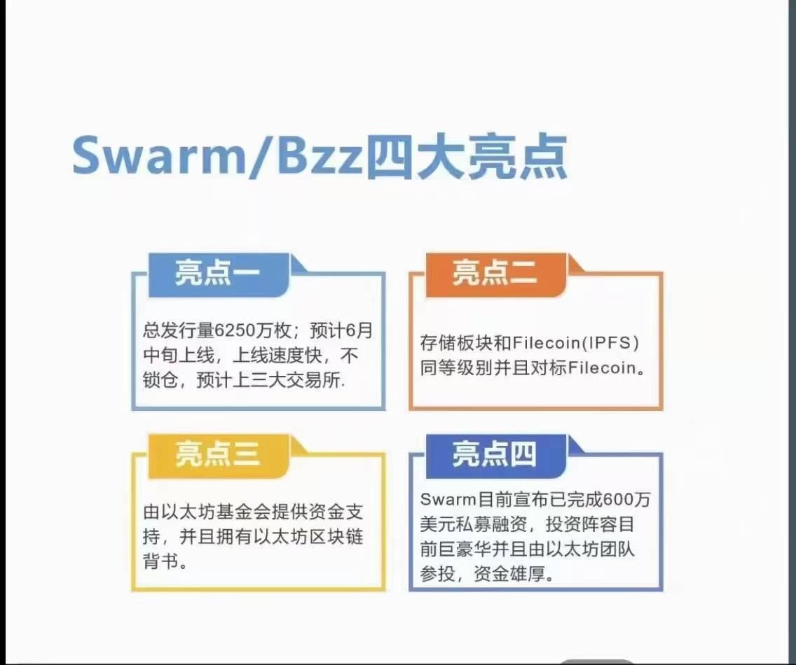 BZZ与Filecoin有何不同?未来更有价值的是哪一个?