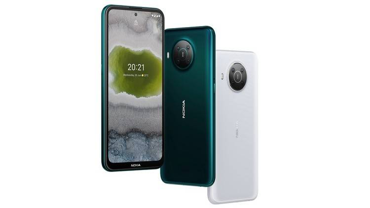 诺基亚X10、G20登陆香港 两年质保的5G手机