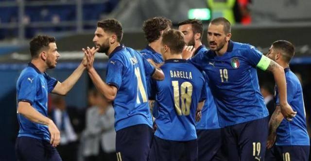 解码意大利:主打传控+攻势足球当道 蓝衣新信仰