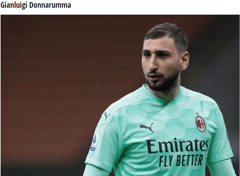 欧洲杯11大新星:多纳鲁马领衔 西班牙独占三席_KU游官网
