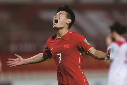 武磊:留洋后大白为何踢不外日本韩国 12强赛一切皆有可能_酷游九州