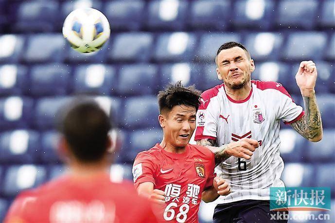 广州队需重点盯防泰港一外援 做好防守盼收获进球