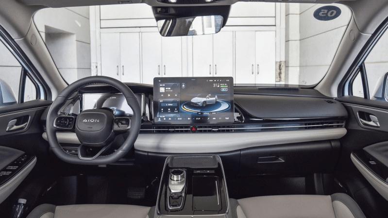 廣汽埃安AION S Plus:有望擺脫網約車標籤?