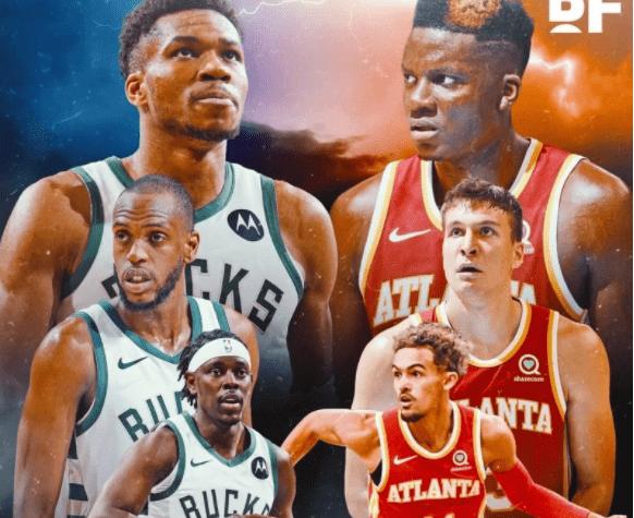 NBA东部决赛G5直播:雄鹿vs老鹰 格局命运辗转,老鹰能否抓住机会冲赛点!