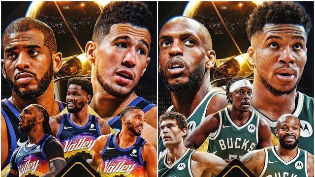 NBA总决赛G1直播:雄鹿vs太阳 雄鹿备受考验,太阳誓必捍卫主场!