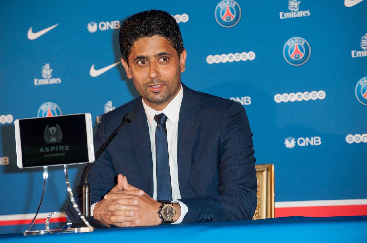 巴黎主席欢迎阿什拉夫加盟:签下他展示了球队的雄心