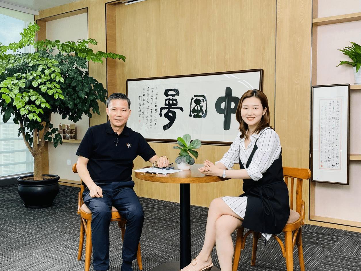 书画艺术名家郭耀庭访谈:书法要紧跟时代步伐2