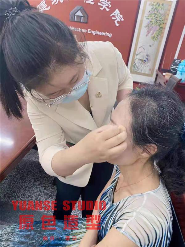 """【化妆实践】6.28""""奋进百年路,颂歌献给党""""大合唱比赛"""