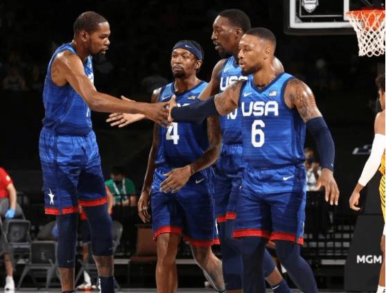 奥运热身赛直播:美国男篮vs阿根廷男篮 梦之队接连重创,如何实现反击?