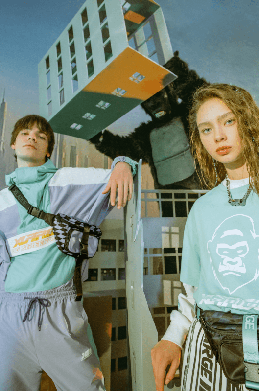 XLARGE 21FALL COLLECTION
