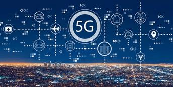 5G基站覆盖全国地级以上城市