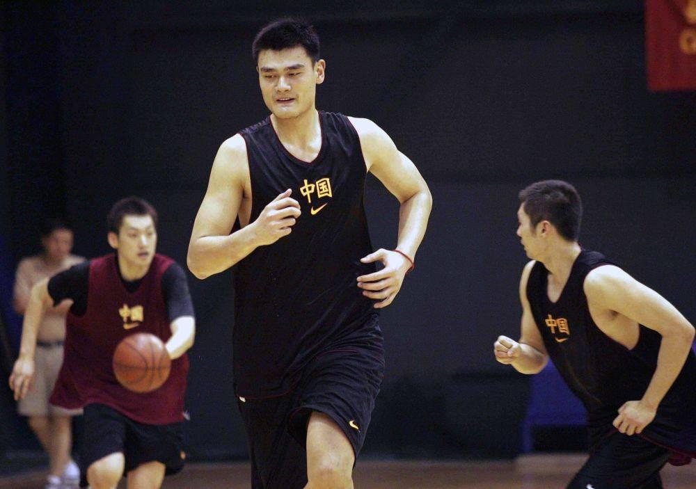 FIBA盛赞中国男篮:奥运出线次数最多亚洲队 姚明战绩辉煌_MG游戏厅主管