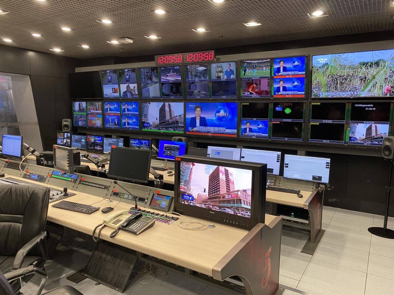 奥运会上的创新科技:央视直播首次采用国产基准监视器