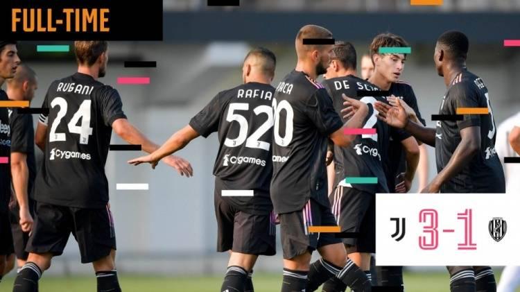 热身赛-麦肯尼传射建功 尤文3-1切塞纳迎开门红_ba娱乐平台