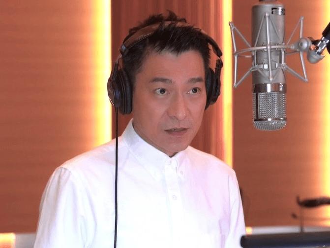 《怒火·重案》正在热映,5大男神致敬陈木胜导演,刘德华重温天若有情