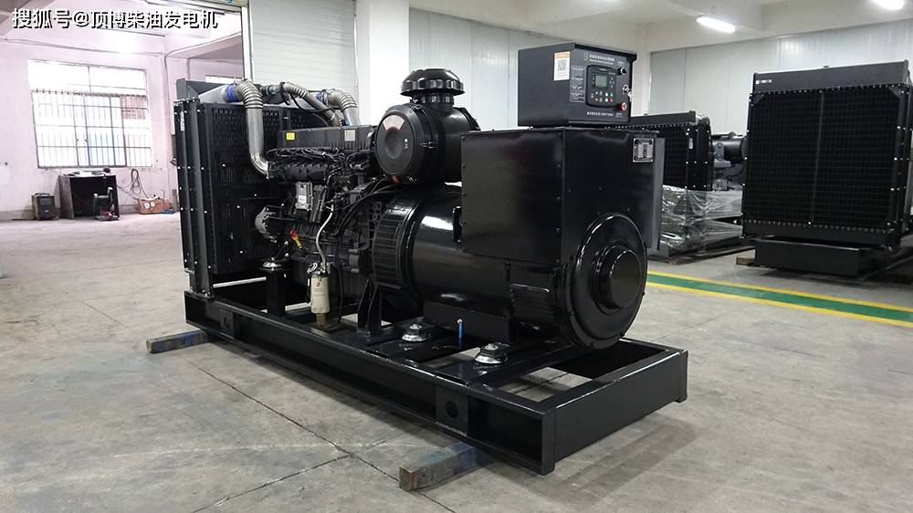 为什么企业需要柴油发电机?拉闸限电下仍可保持电力供应