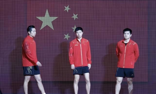 中国乒乓球队卫冕男团冠军值得祝贺,但是央视解说这句话说早了