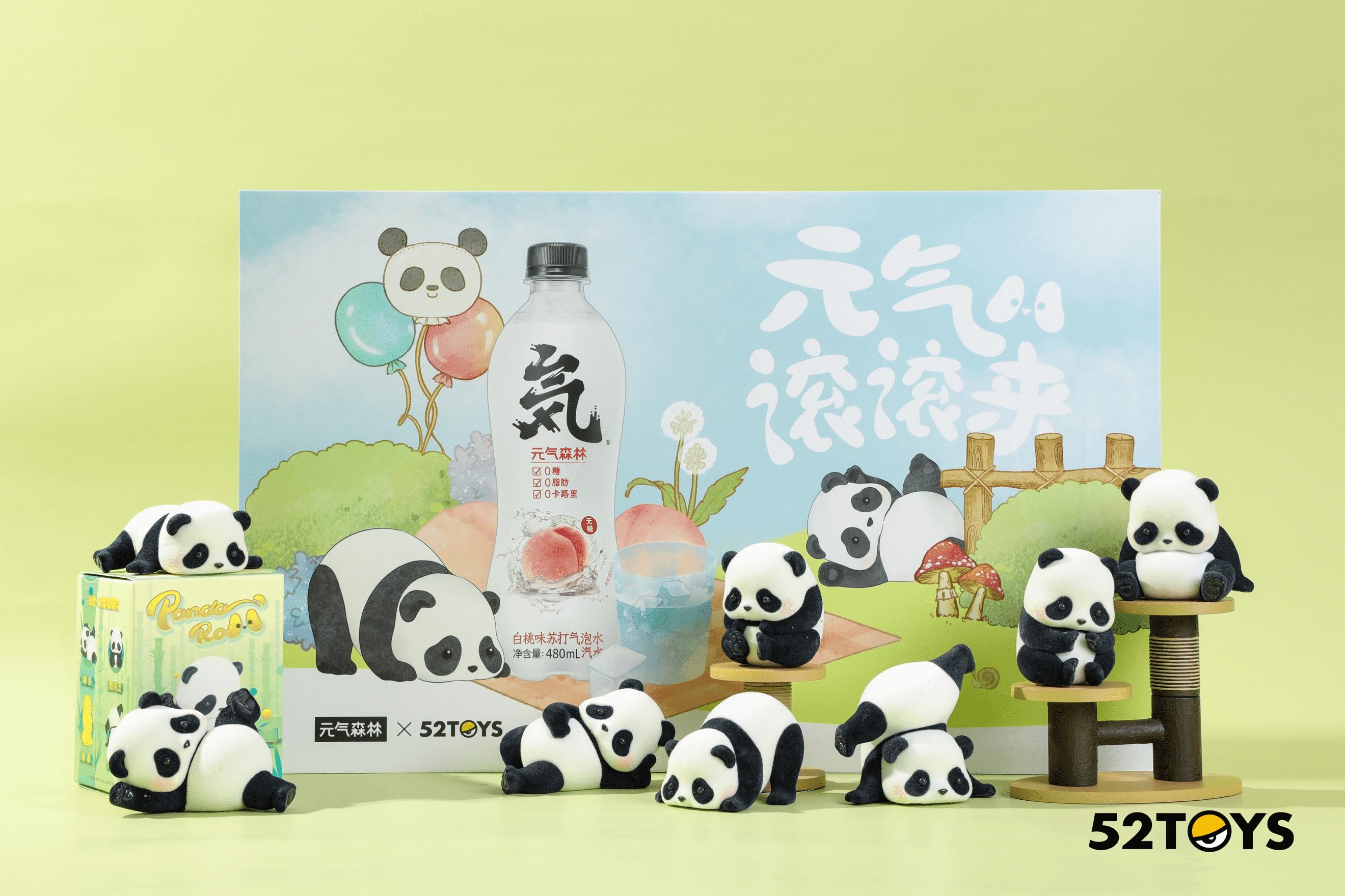 聚焦Z世代 52TOYS联手元气森林打造品牌价值新玩法