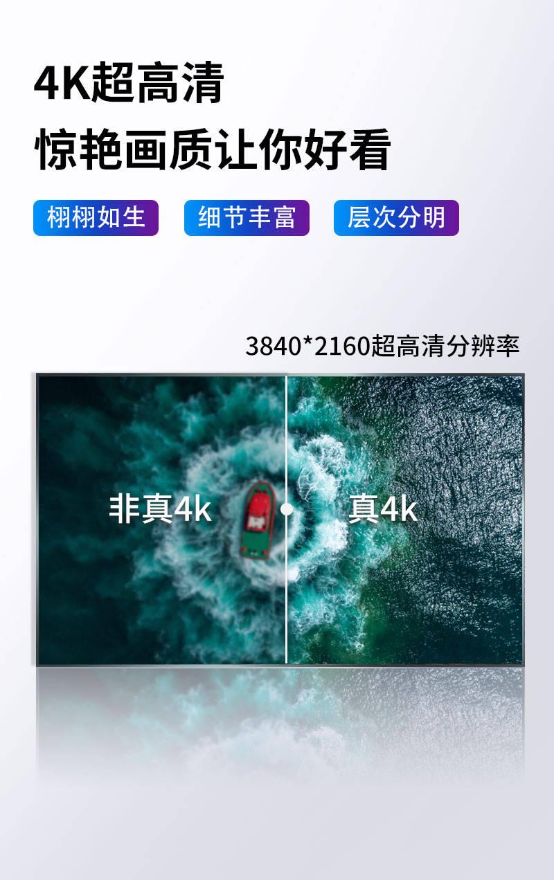 拼接屏中的1080P和4K,你知道其中含義嗎?