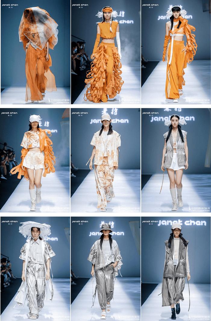 22 S/S 中国国际时装周|设计师陈建宁的植染江湖