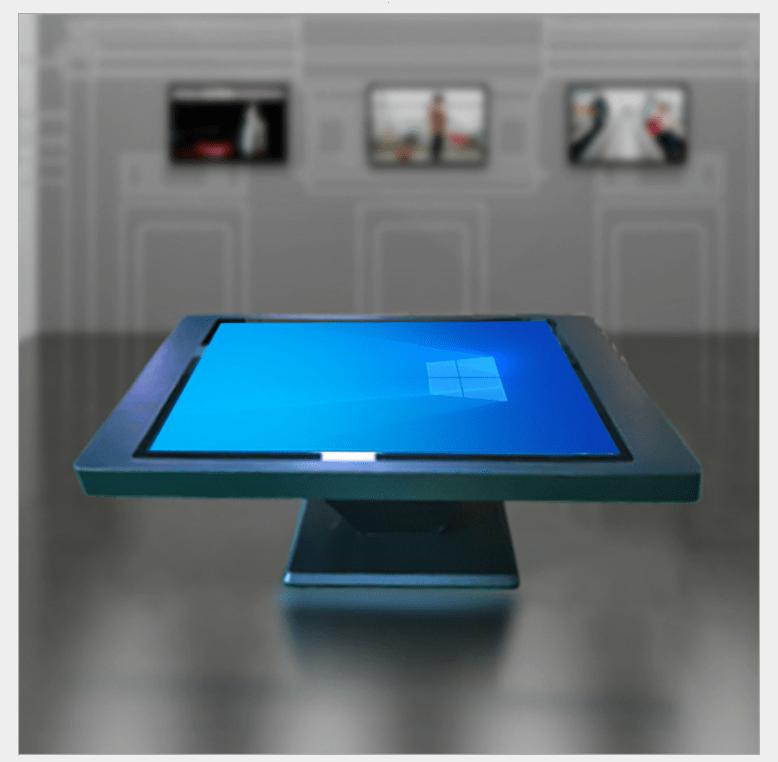 人机互动反电信反电诈教育心理测评系统反诈、科技反诈骗反电诈教育3D效果图