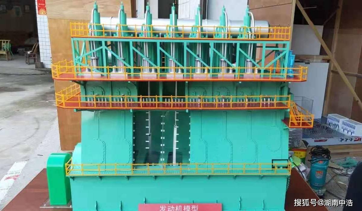 航空发动机模型;船用发动机模型
