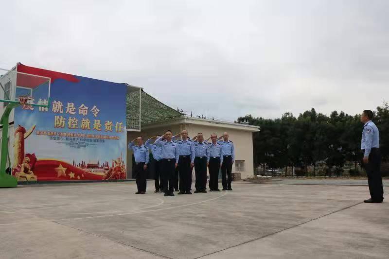 霞浦县看守所三项措施推进大练兵活动
