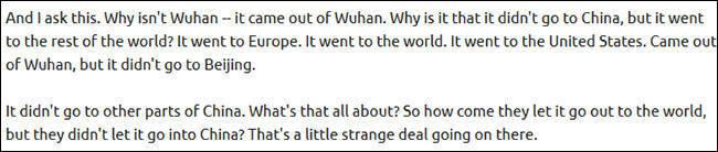 特朗普终于发现这个事实:病毒传遍世界,在中国却没传开