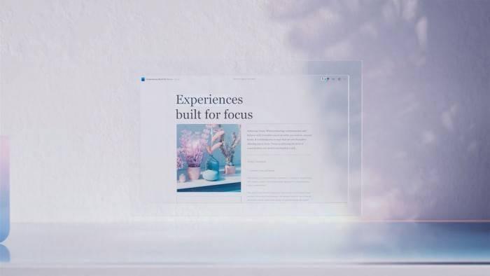 微软展示Microsoft 365生产力套件愿景:让设计更有温度的照片 - 8