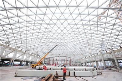 冬奥场馆智能建造技术将集体亮相服贸