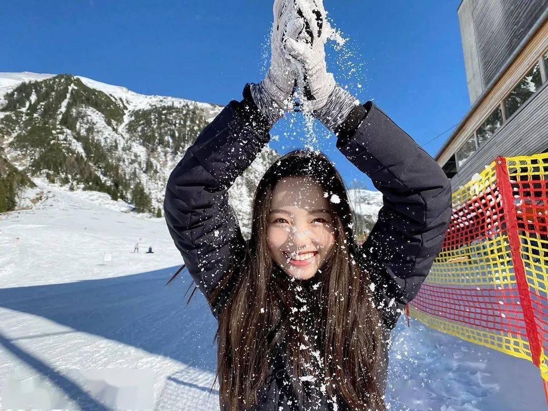 日本19岁贵族女孩的励志故事:我的目标是奥运冠军!