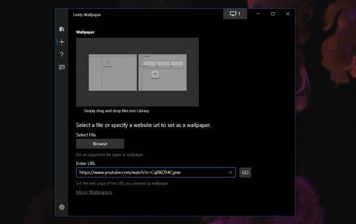 Lively Wallpaper:一款轻松为Win10设置动画桌面的新应用的照片 - 4