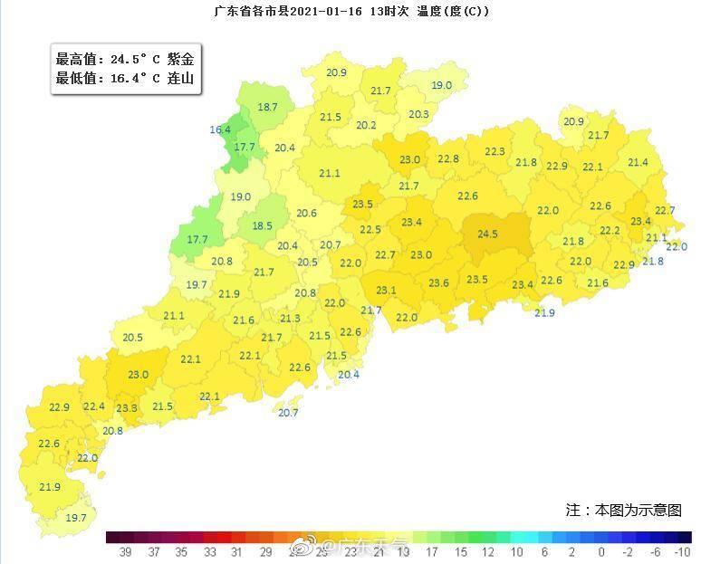 新的冷空气将至,惠州多地寒冷预警!全省平均气温至少降5℃