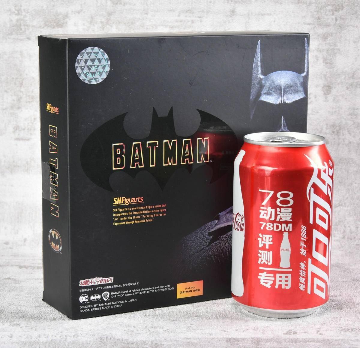 78官方测试:班代SHF蝙蝠侠1989