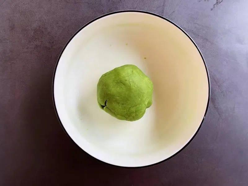 一次就成功的奶香绿豆糕,又绵又糯,还不腻!