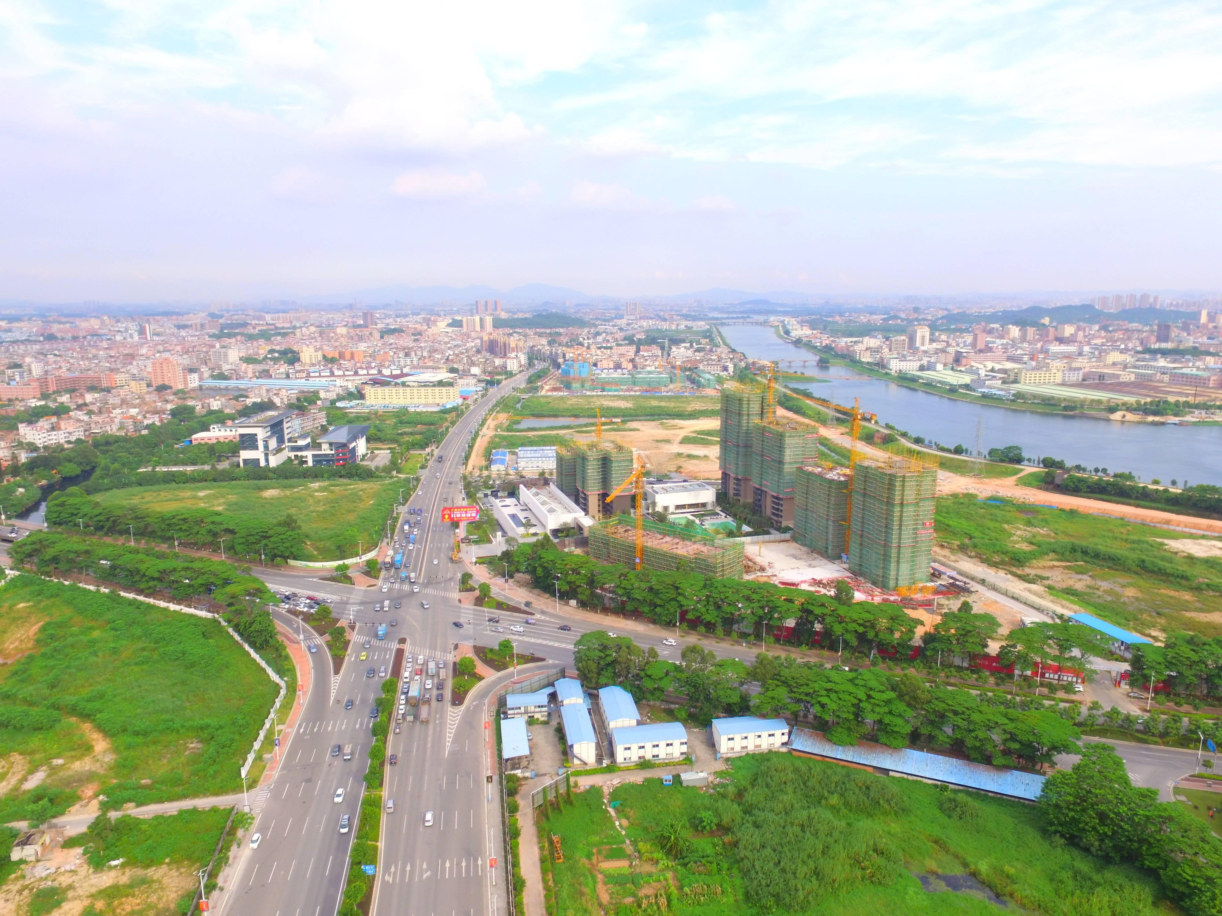 东莞配资东莞有你就有光茶山新城2021我眼中的城市光彩2021年1月19日