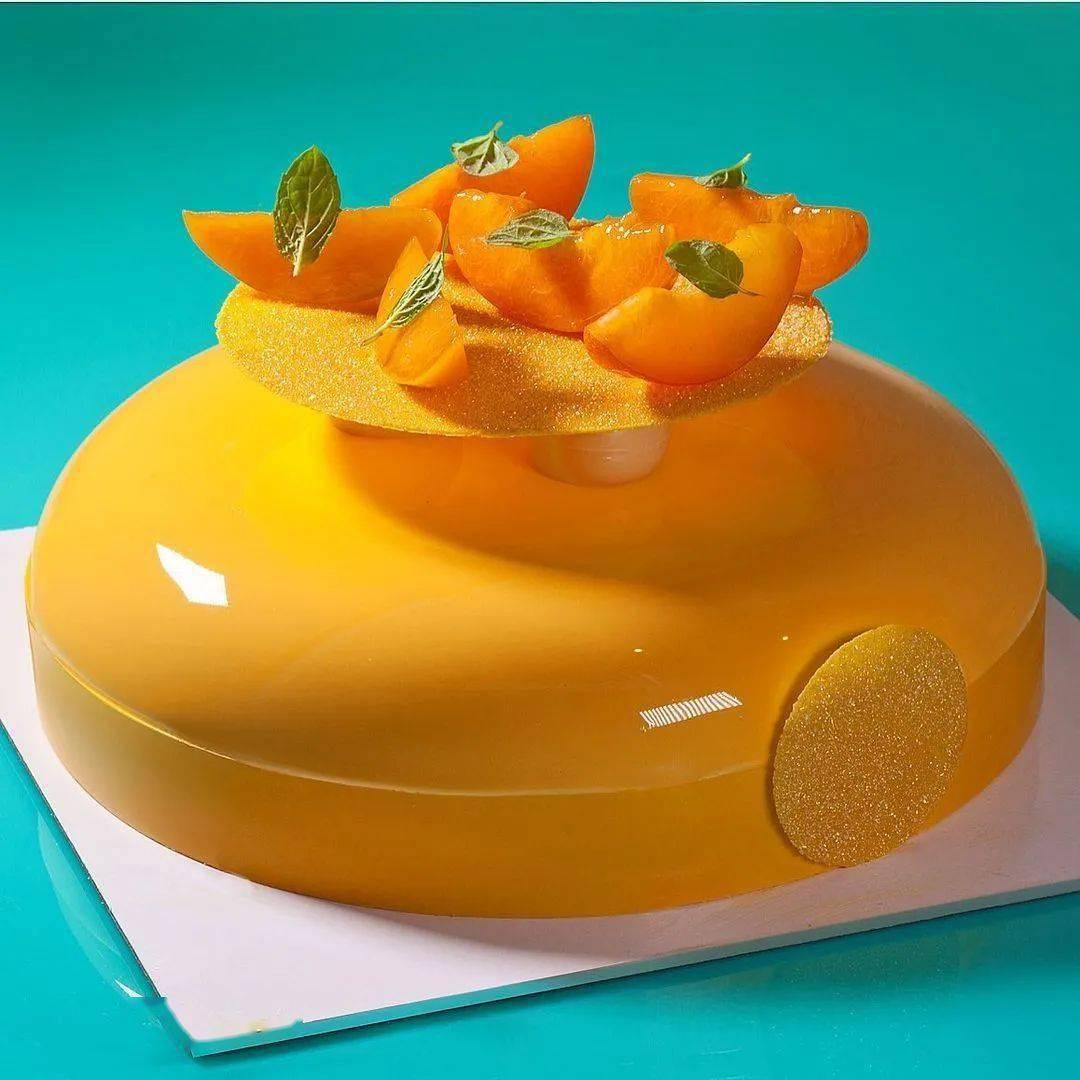 杏很亮~这个甜品柜多壮观啊!食谱在这里!!(打包并可下载)