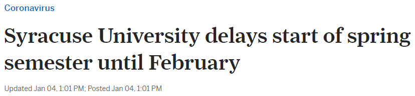 匹兹堡、PSU延迟开学,UC、南加大秋季开启面授,普林斯顿、乔治城减免学费!