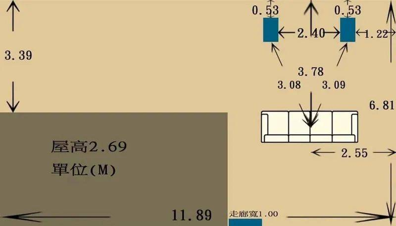高德平台指定注册【烧友家访】摆位使形体更厚实聚焦:南港谢先生的Franco serblin accordo音箱系统