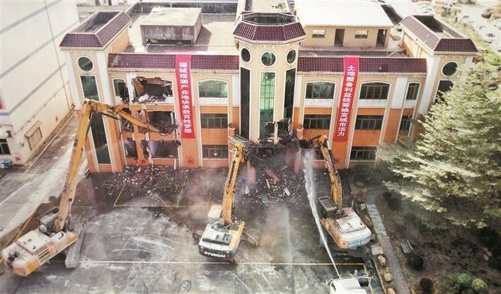 龙华区整备68公顷产业及配套用地,释放产业空间